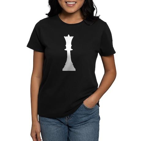 I'm His Queen Couples Women's Dark T-Shirt