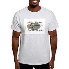 Well Strung Ash Grey T-Shirt