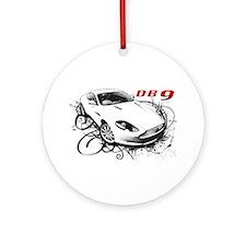 Aston Martin DB9 Ornament (Round)