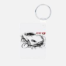 Aston Martin DB9 Keychains