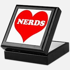 Big Heart Nerds Keepsake Box