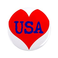 Big Heart Love USA America 3.5