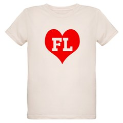 Big Heart Florida T-Shirt