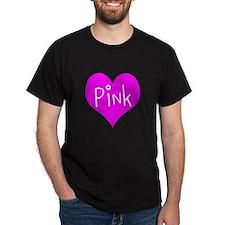 I Heart Pink T-Shirt