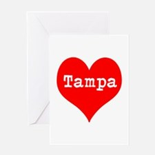 iHeart Tampa Greeting Card