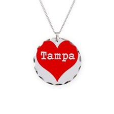 iHeart Tampa Necklace