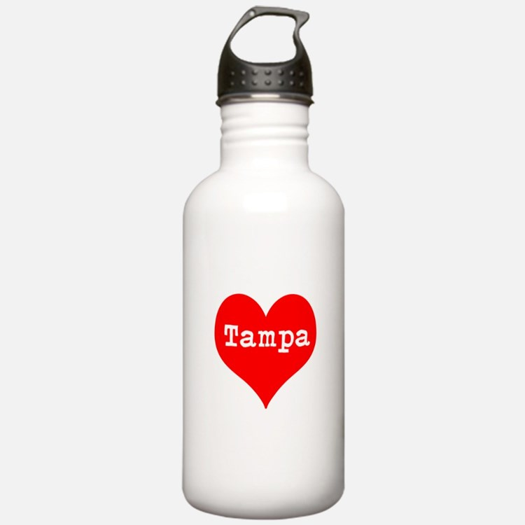iHeart Tampa Water Bottle