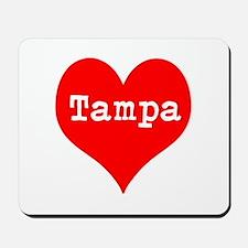 iHeart Tampa Mousepad