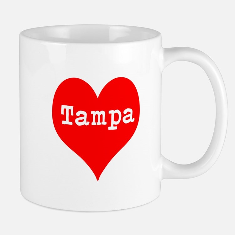 iHeart Tampa Mug
