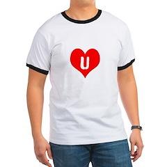 Heart U iheart You I Love T