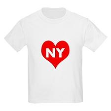 I Big Heart NY T-Shirt