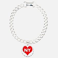 I Big Heart NY Bracelet