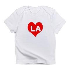 Big Heart LA Infant T-Shirt