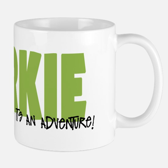 Morkie ADVENTURE Mug