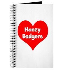 Big Heart Honey Badgers Journal