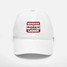 Morkie LICKER Baseball Baseball Cap