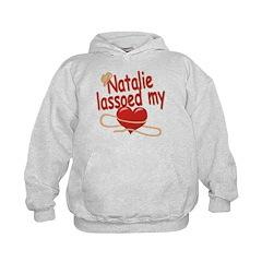 Natalie Lassoed My Heart Hoodie