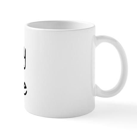 I LOVE MY Morkie Mug