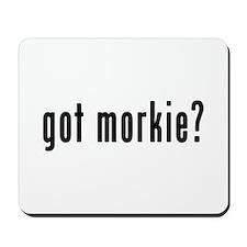 GOT MORKIE Mousepad