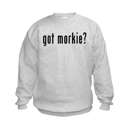 GOT MORKIE Kids Sweatshirt