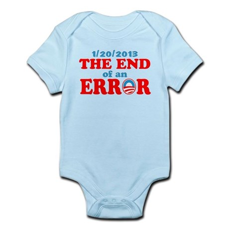 End of an Error! Inauguration day Infant Bodysuit