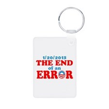 End of an Error! Inauguration day Keychains