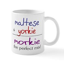 Morkie PERFECT MIX Small Mug