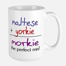 Morkie PERFECT MIX Mug