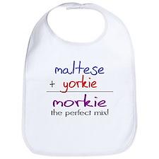 Morkie PERFECT MIX Bib