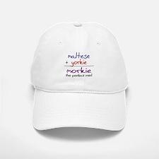 Morkie PERFECT MIX Baseball Baseball Cap