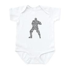 Hockey Fighter Goon Infant Bodysuit