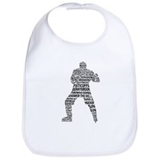 Hockey Fighter Goon Bib
