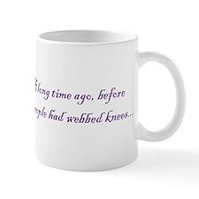 Webbed Knees Mug