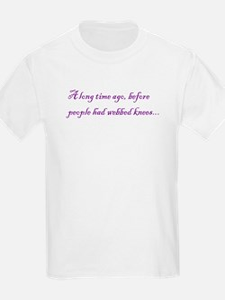Webbed Knees T-Shirt
