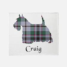 Terrier - Craig Throw Blanket