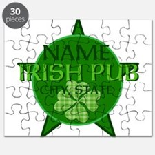 Custom Irish Pub Puzzle