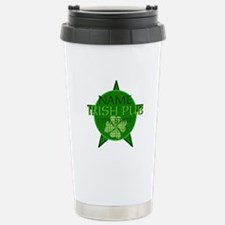 Custom Irish Pub Stainless Steel Travel Mug