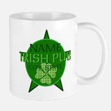 Custom Irish Pub Mug