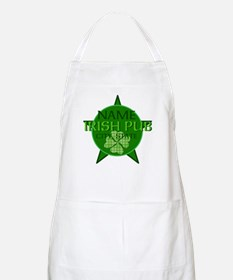 Custom Irish Pub Apron