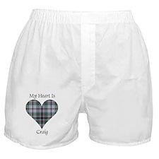 Heart - Craig Boxer Shorts
