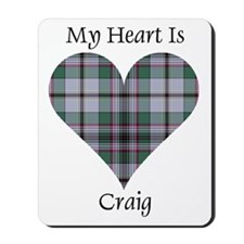 Heart - Craig Mousepad