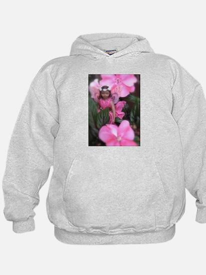 PInk Flower Fairy Hoodie