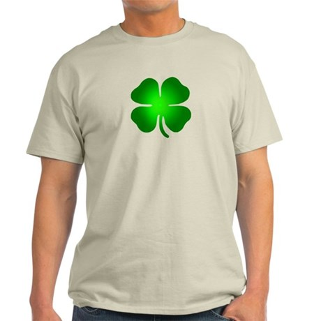 Four Leaf Clover Light T-Shirt