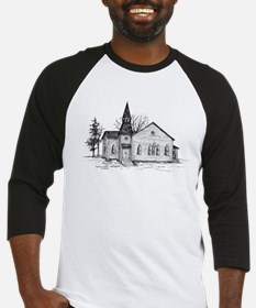 Old Country Church Baseball Jersey
