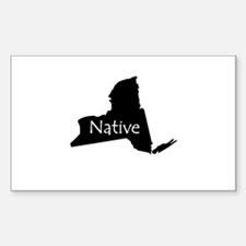 New York Native Decal