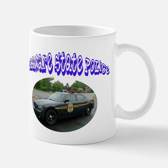 Delaware State Police Mug