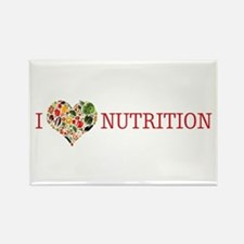 Unique Nutrition Rectangle Magnet