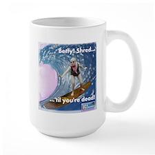 Shred Betty Surfing Mug