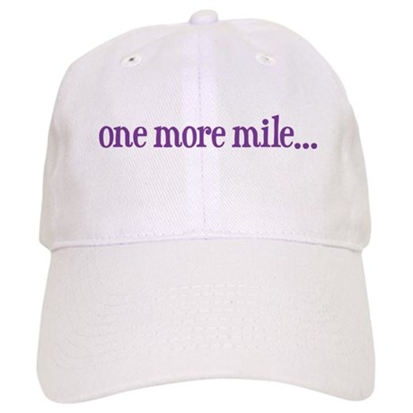 one more mile Cap