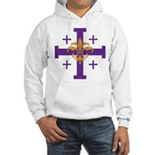 Jerusalem Cross Jumper Hoody